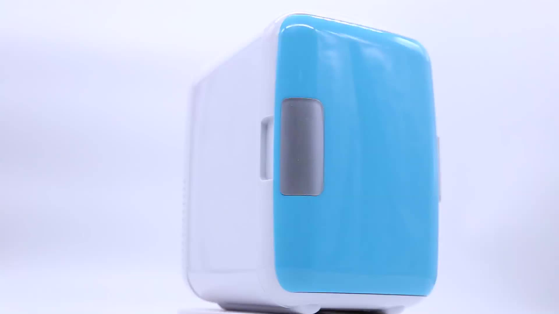 Car accessories portable 12v mini car cooler warmer for cans