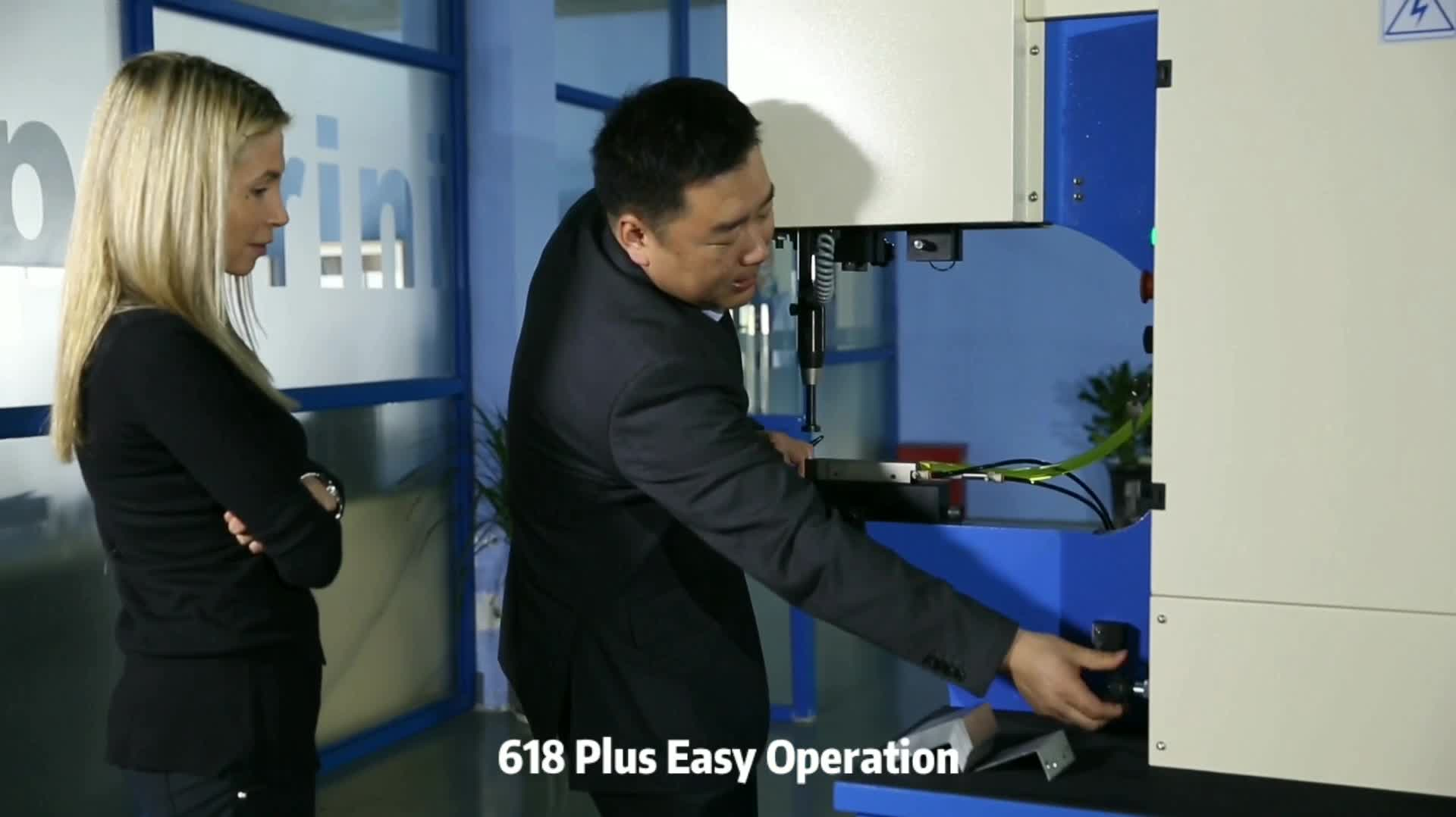 618 Fastener Insertion Machine With Forward Limited Function