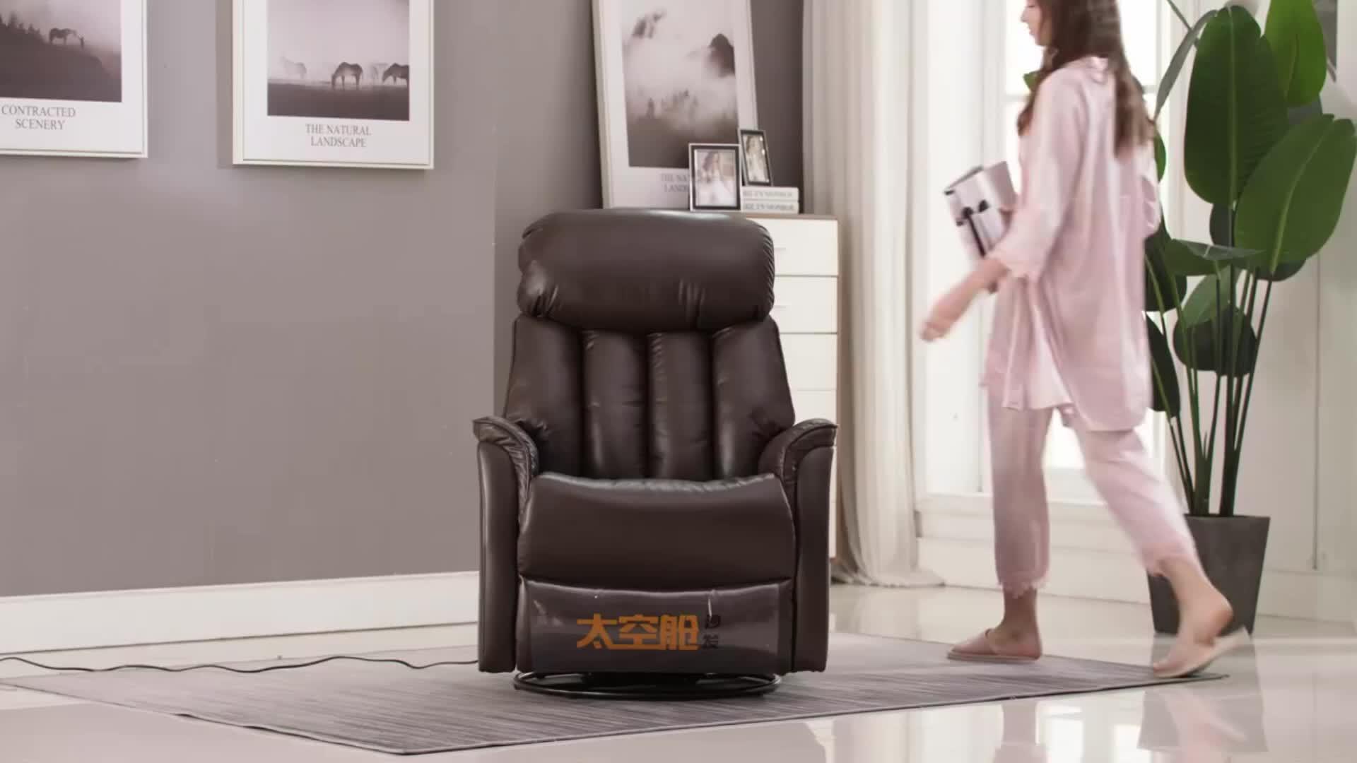 덮개를 씌운 직물 수동 안락 의자 패딩 시트 등받이