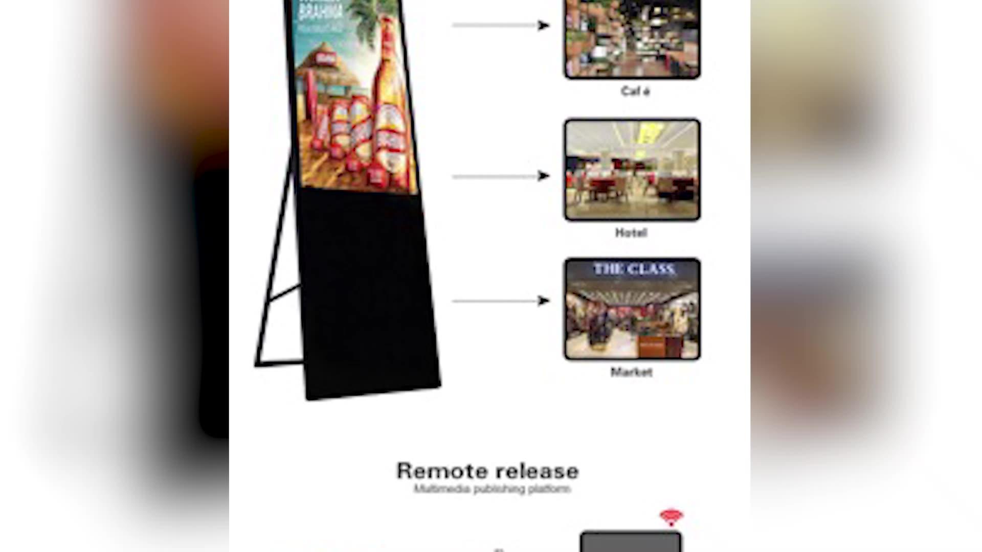 D & Q טלוויזיה-אמיתי 4K HDR אולטרה דק חכם טלוויזיה 65 ''טלוויזיה עבור מלון led טלוויזיה 65 אינץ