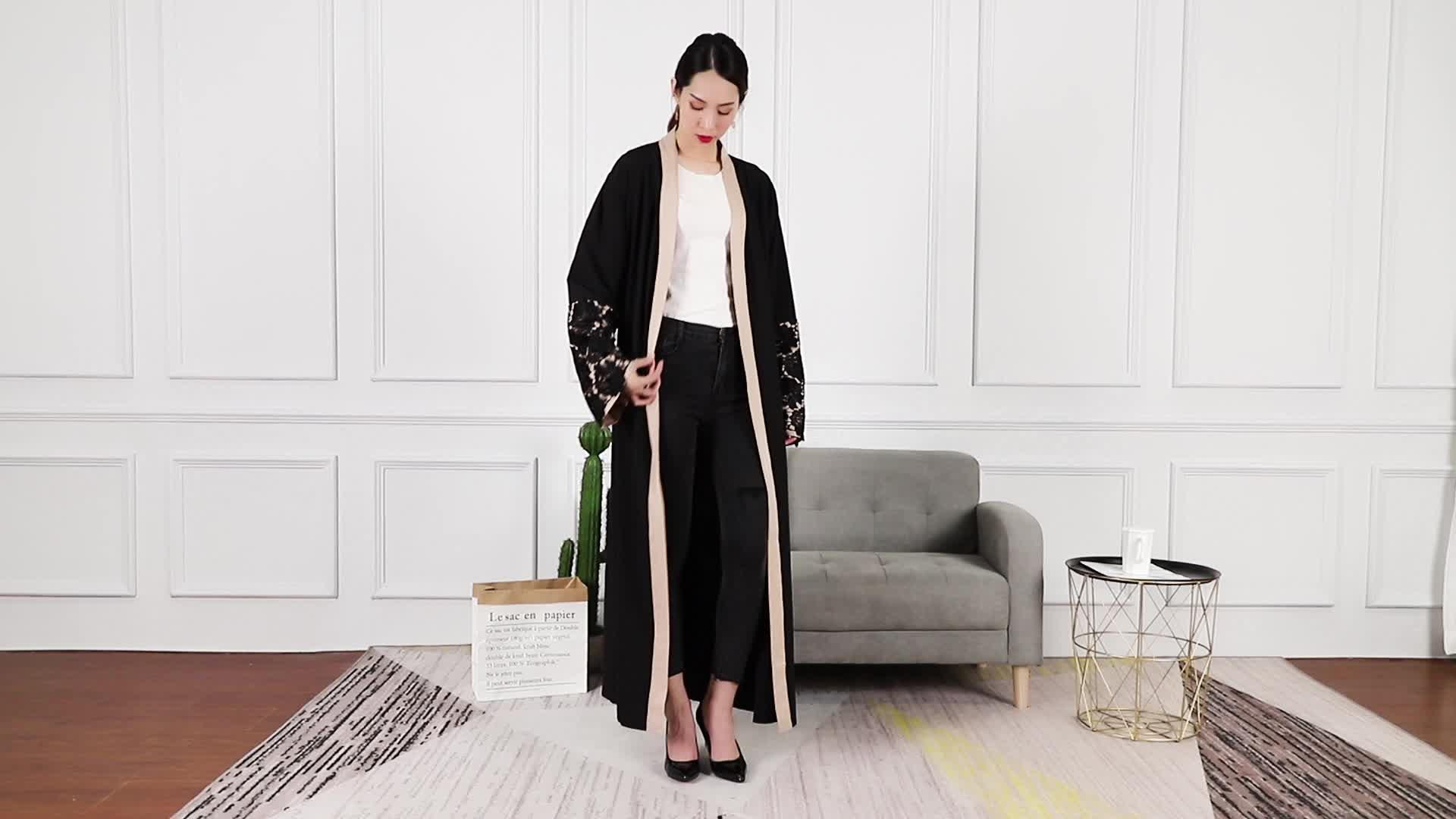 1502 # Nieuwste ontwerp abaya Boerka ontwerp Afrika kaftan turkse fashion vrouwen kleding spanje