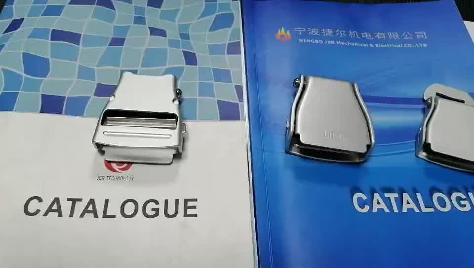 الصين مصنع طائرة سلامة مشبك 2 بوصة مشبك حزام الأمان