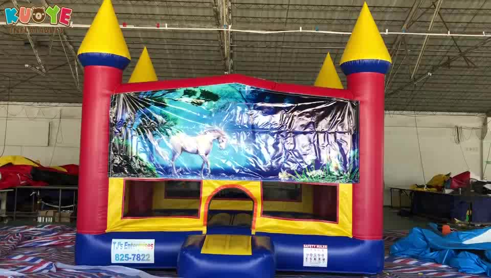china factory indoor inflatable bouncer slide, inflatable jumper with water pool