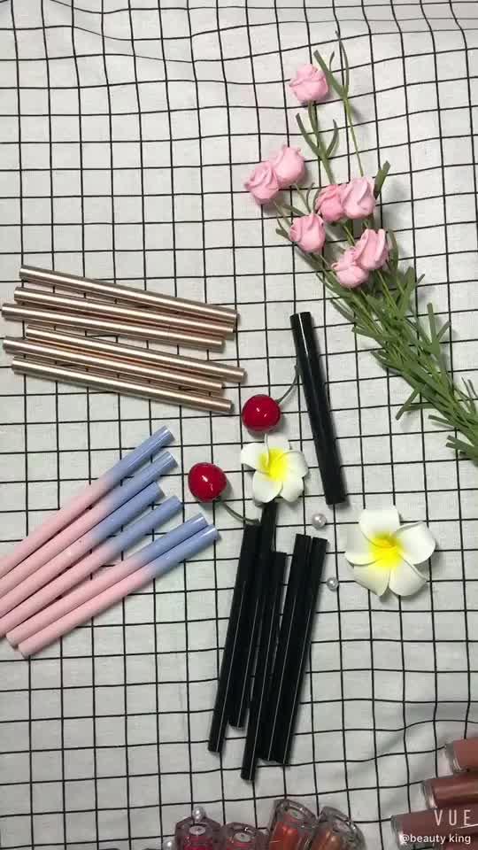 Kit Makeup Kuas Alis Dua Sisi, Sikat Bulu Mata Miring dan Sisir Alis