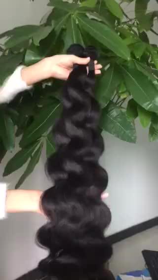 YL KBL 32 pollice buona capelli vergini capelli brasiliani e peruviani dei capelli 3 bundles