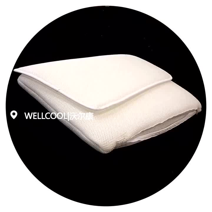 sweet sleep polyester cool 3d mesh  pillow