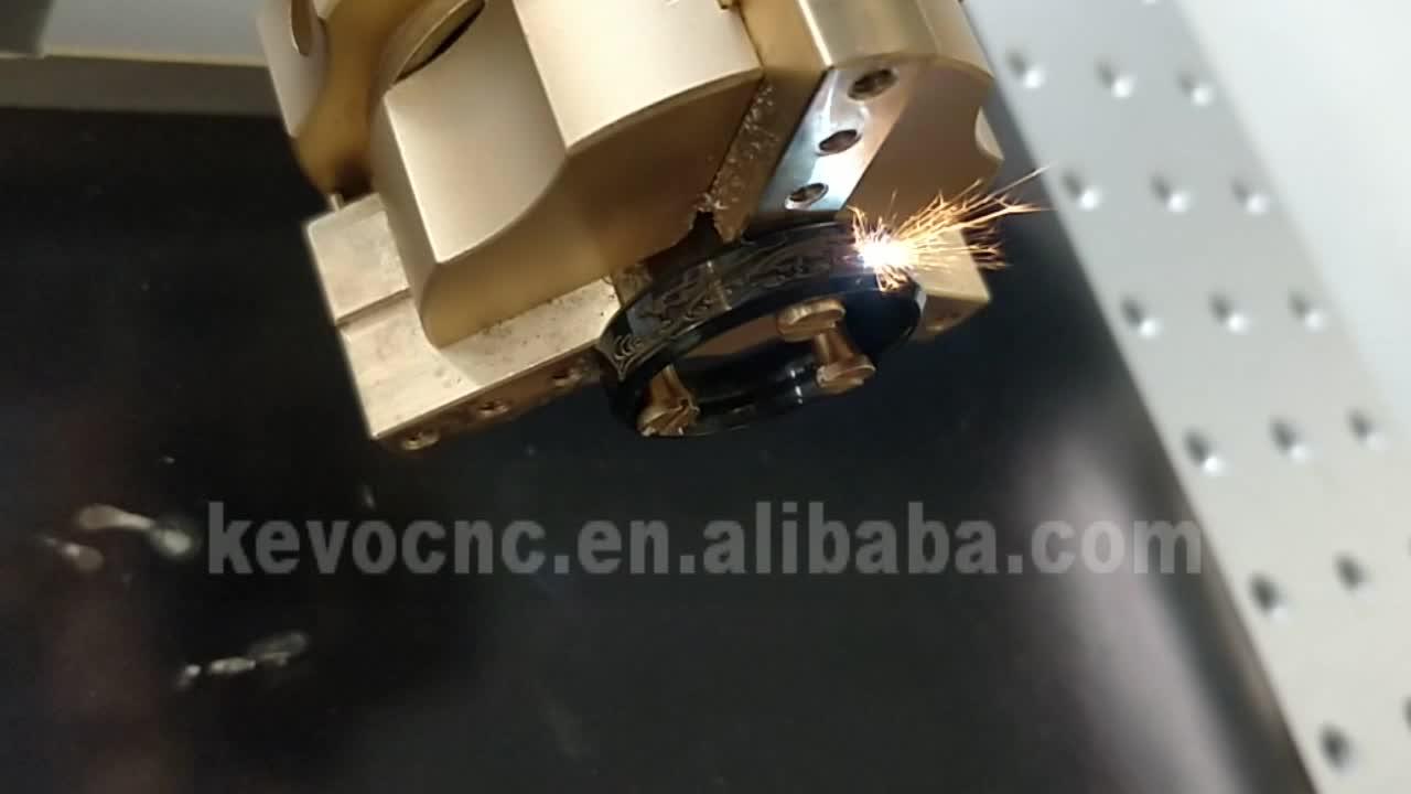 Raycus JPT MOPA fiber laser source 20w 30w 50w Portable fiber laser marking machine for metal