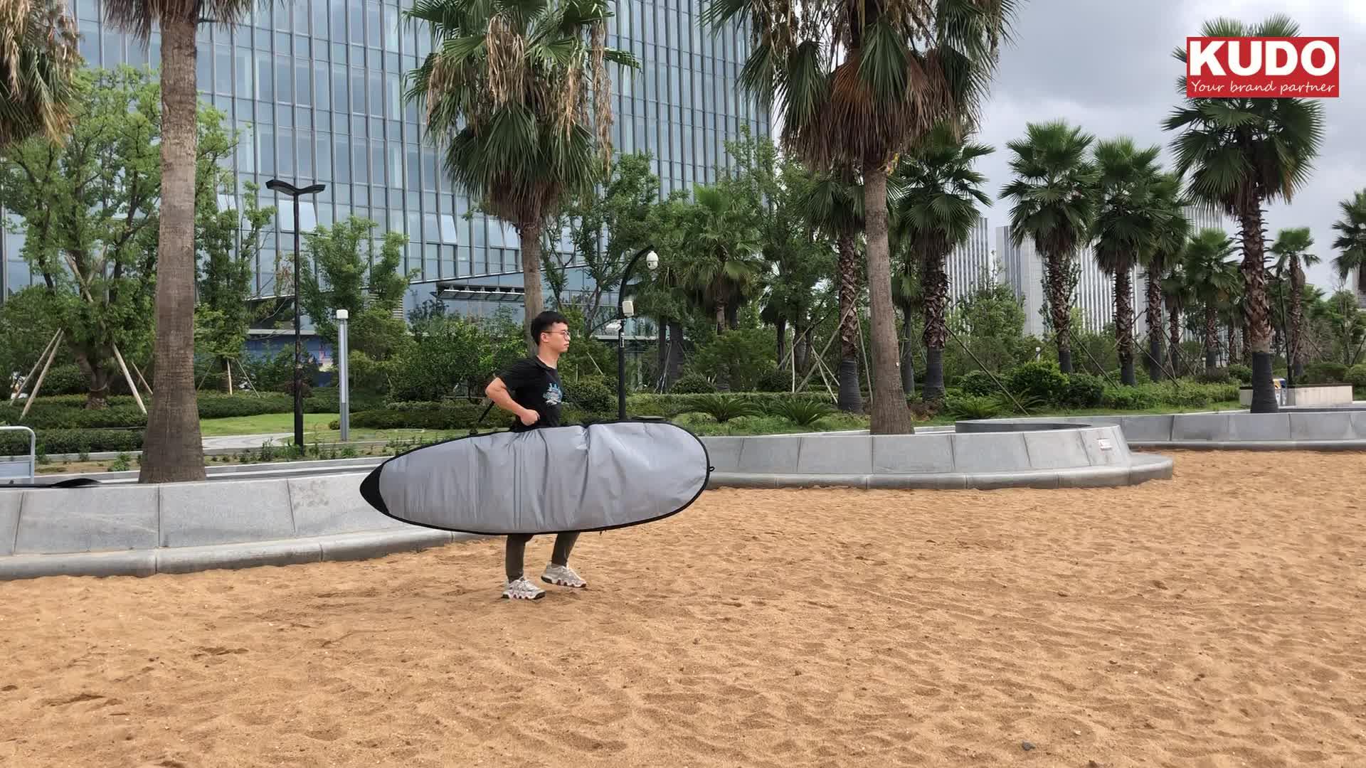 Angepasst Paddle Board Tasche SUP Tasche Gepolsterte Surfbrett Tasche