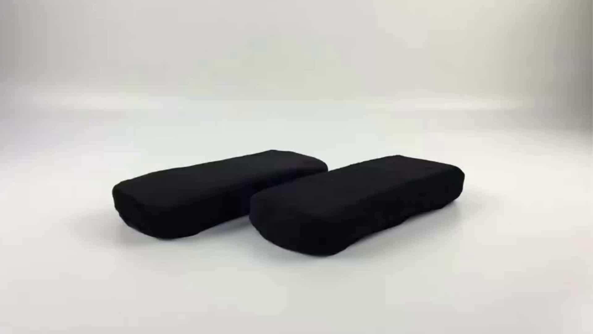 Memory Foam Arm Rest Office Chair Arm Pads Universal for Armrest and Elbow Relief
