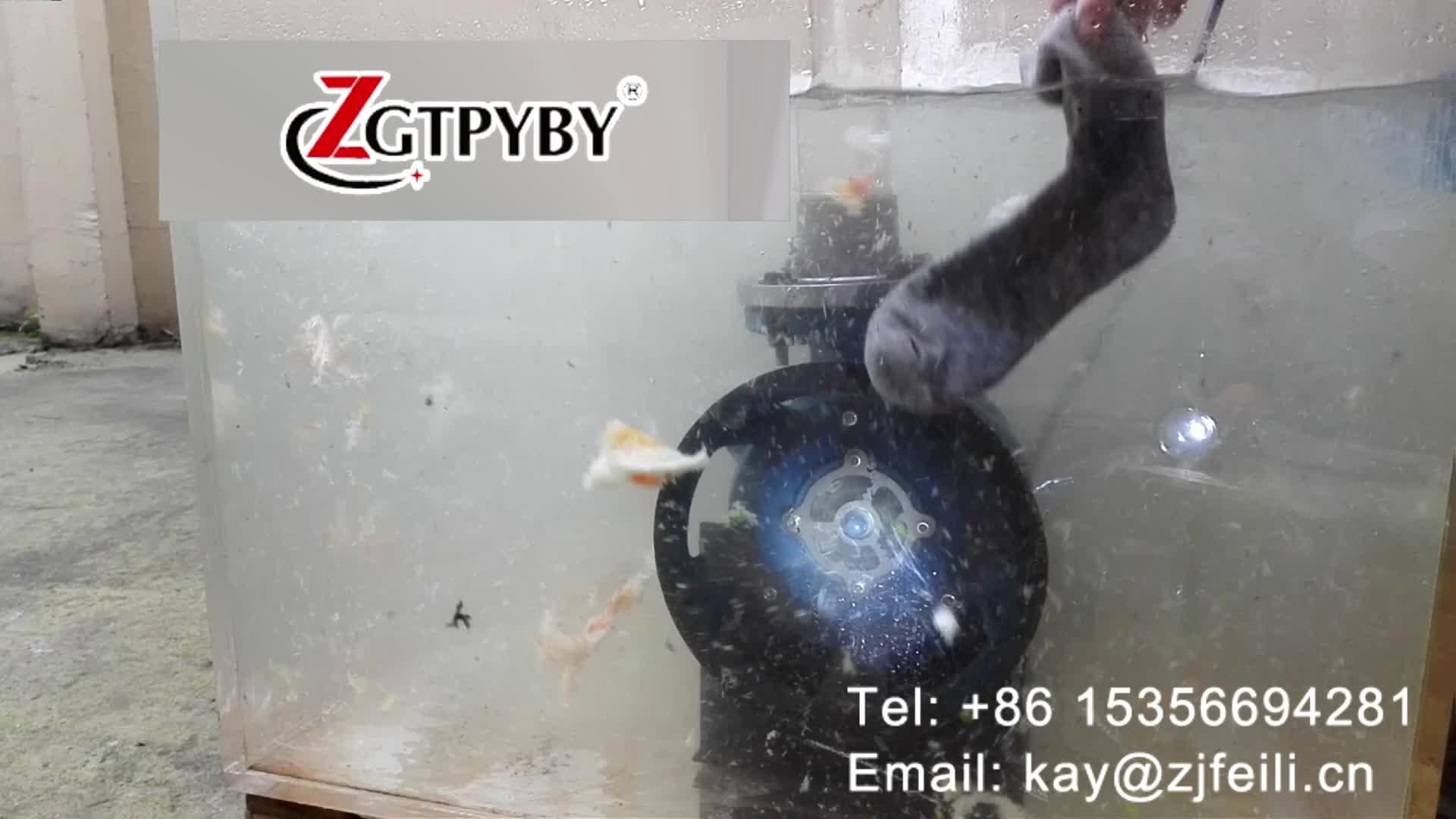 20 hp melhor moedor de esgoto bomba de esgoto submergível da bomba de água com bomba de lâmina
