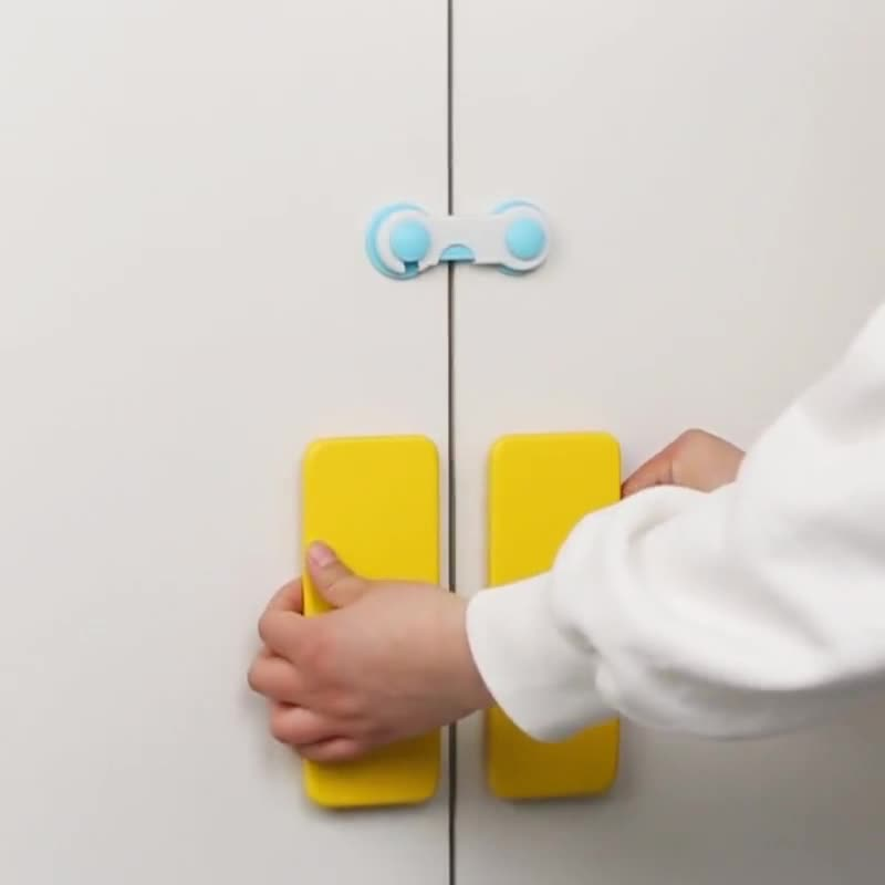 Baby Safety Lock Latch For Drawer Cupboard Fridge Cabinet