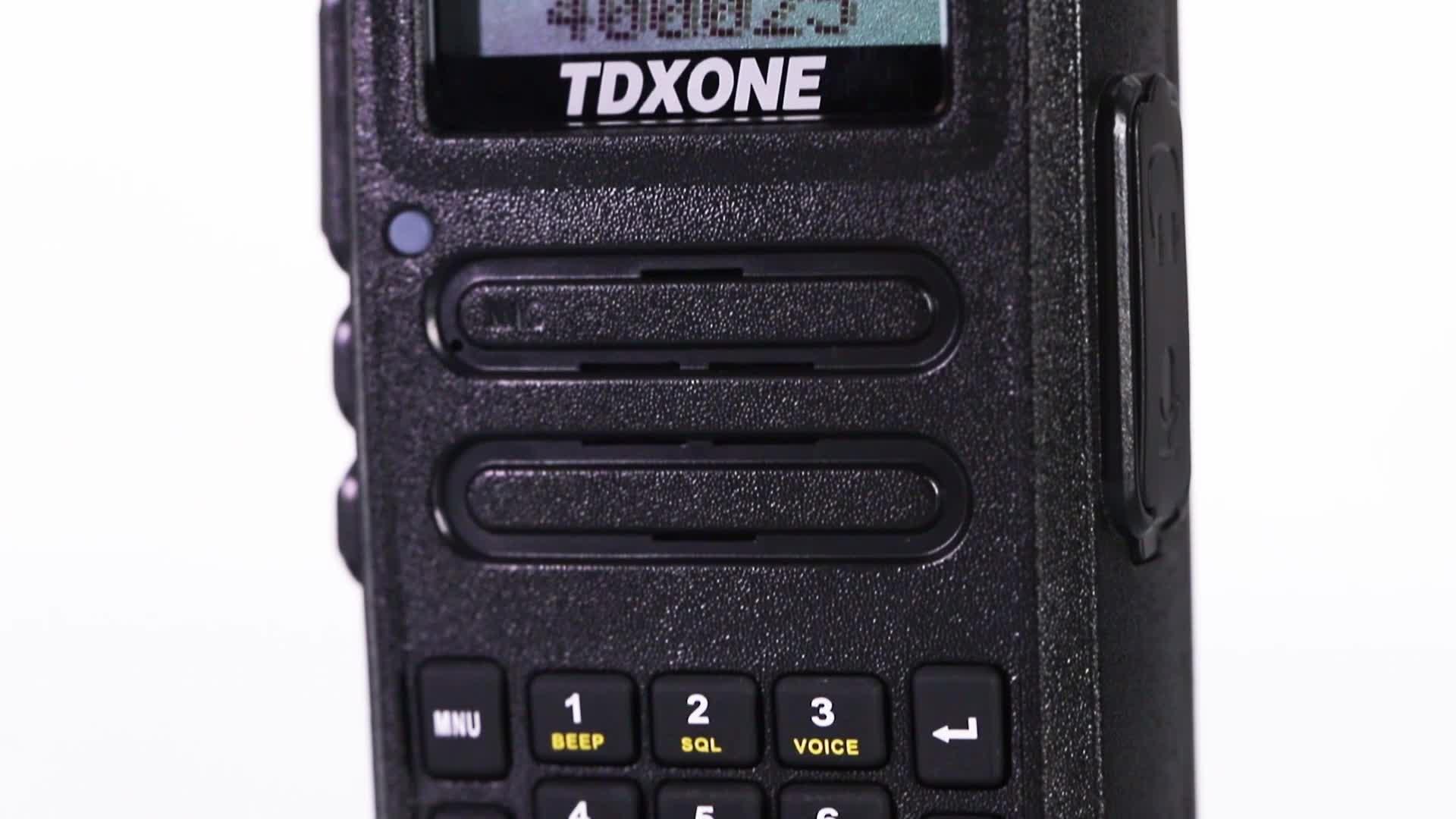 HT Dual Band China 10 km BF Tailândia Presunto Rádio Transceptor VHF UHF de Longo Alcance
