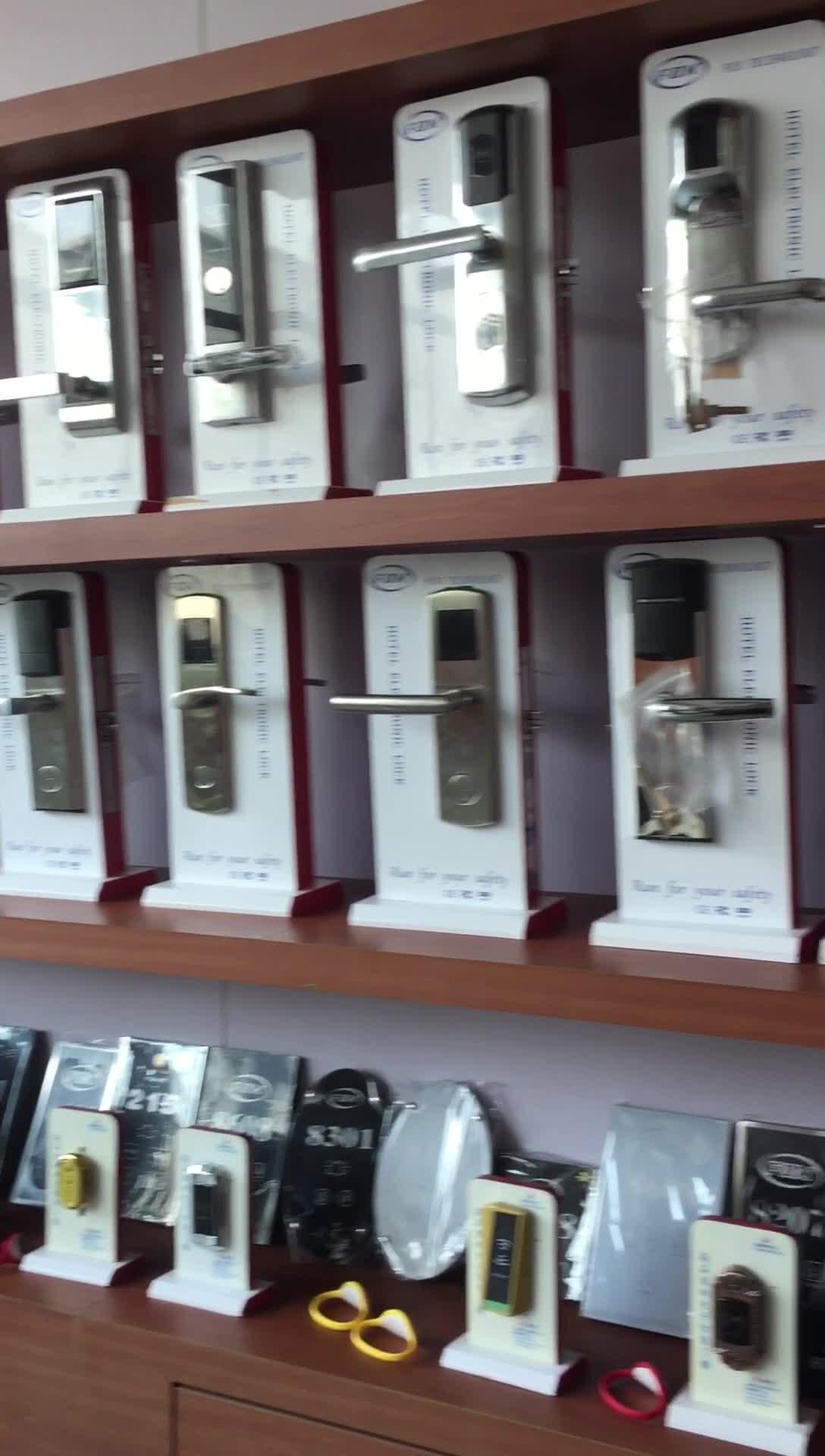 FOX hotel lock factory direclty sale hotel door lock