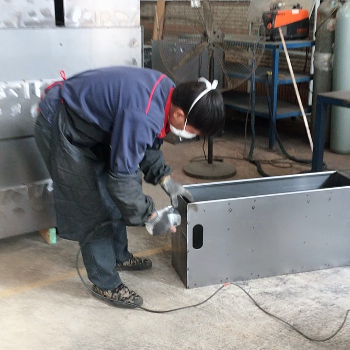 Stamping Products Laser Cutting Bending Service Stainless Steel Chassis