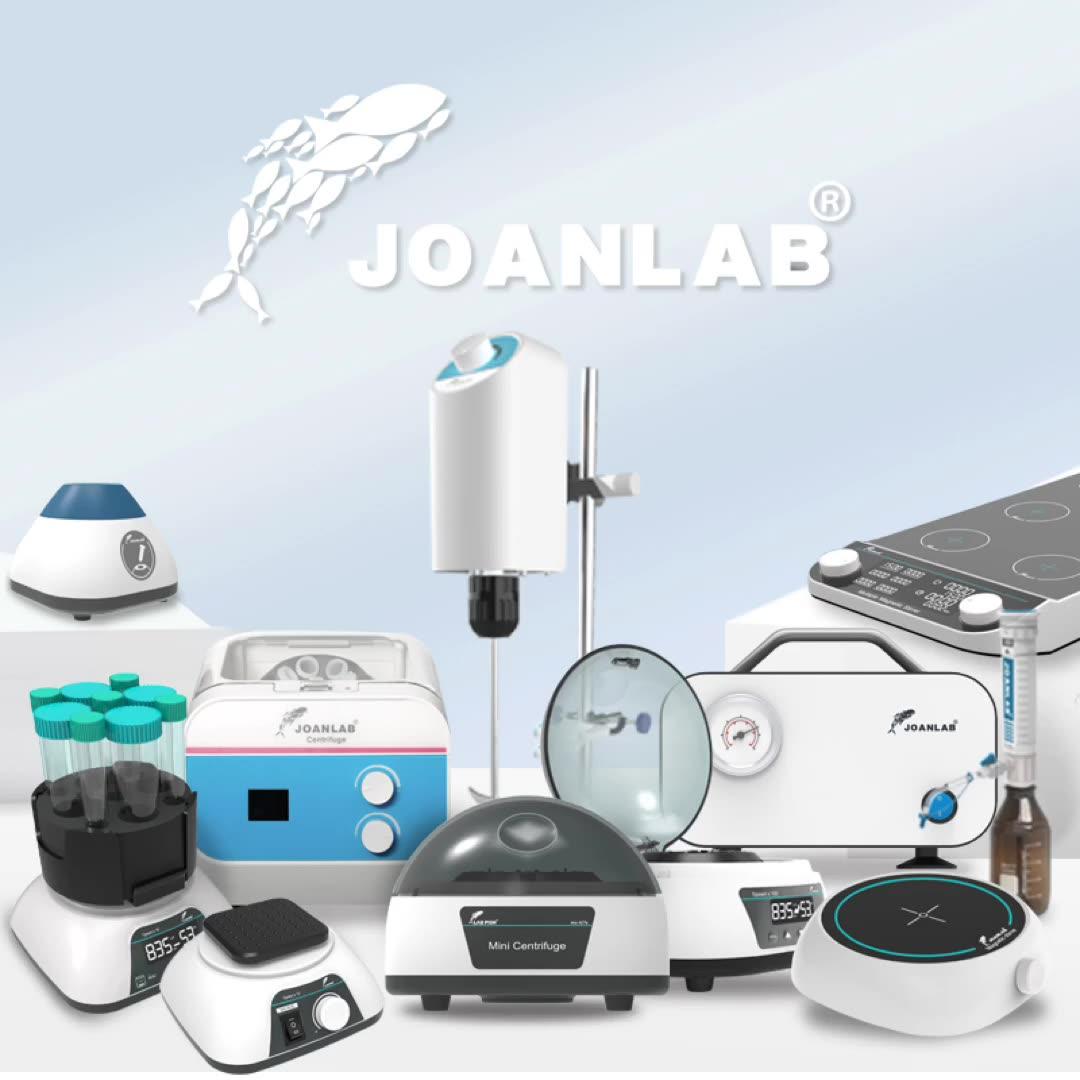JOANLAB Laboratory Chemical Tube Roller Mixer
