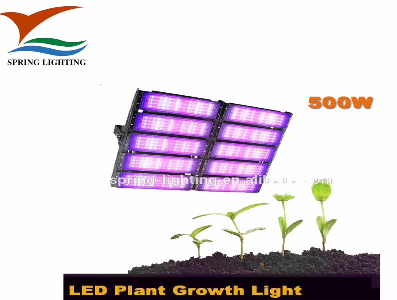 Full Spectrum High Power 600W LED Grow Light for Greenhouse