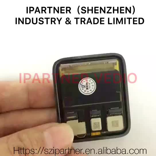 42mm replacement 38mm lcd screen for apple watch lcd touch screen assembly repair parts
