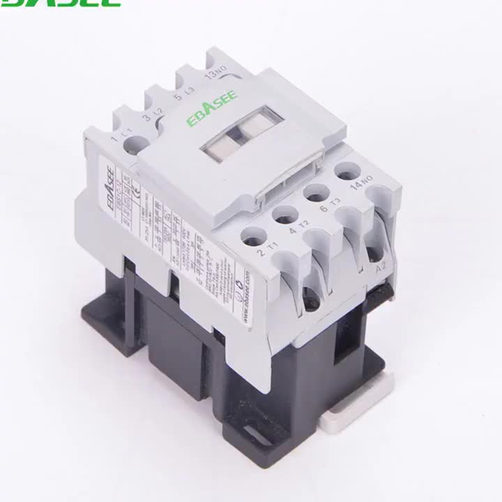 Wiring Phase 3 Contactor Telemagnetique
