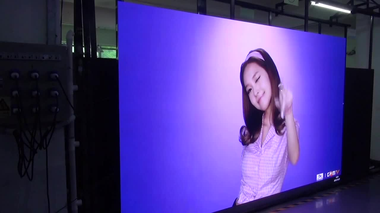 Fixed Pitch 2.5mm LED Video Wall Panel Price,Church Pantalla Giant Smd Full Color Indoor LED Display Screen P2.5