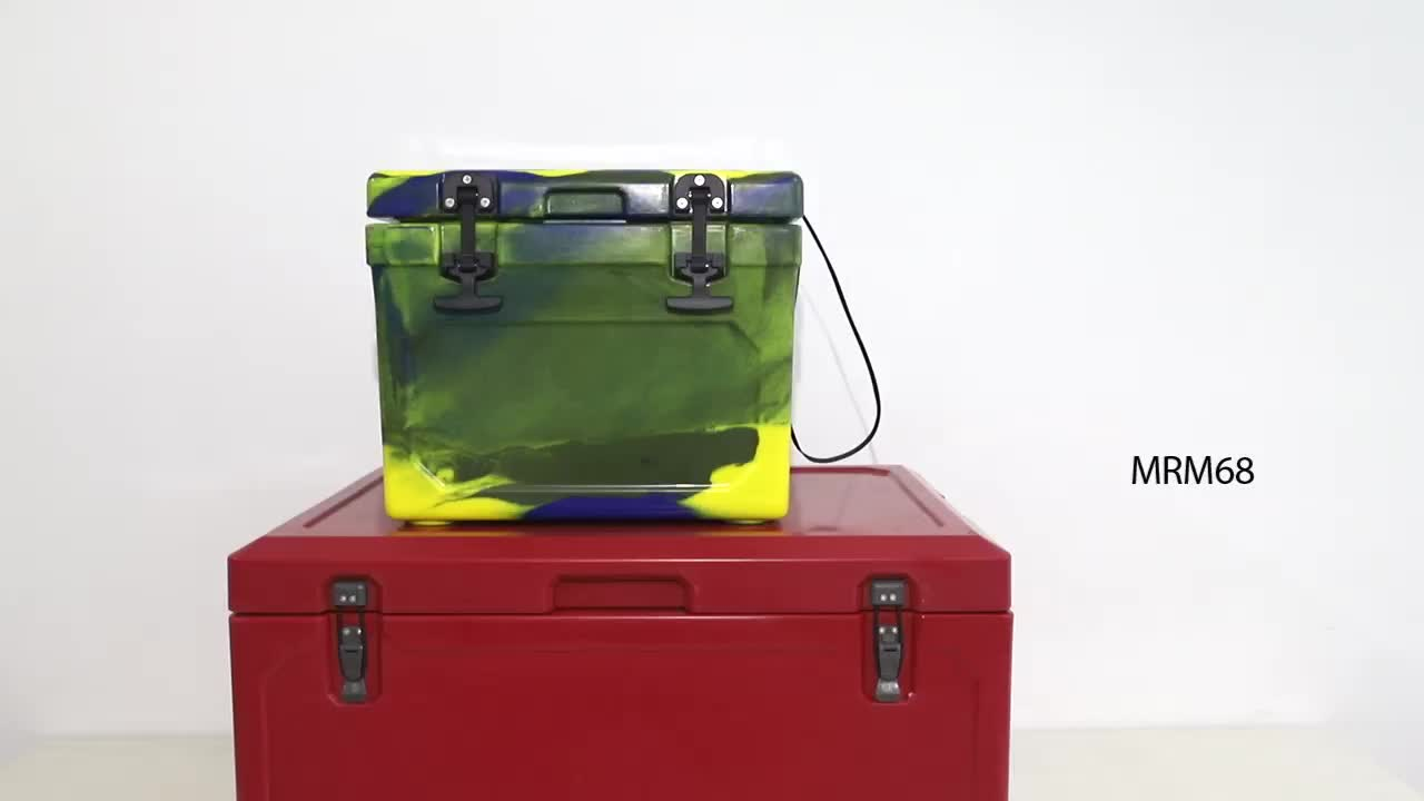 70L Rotomolding Cooler Box for Cocktail Beer Dry ice