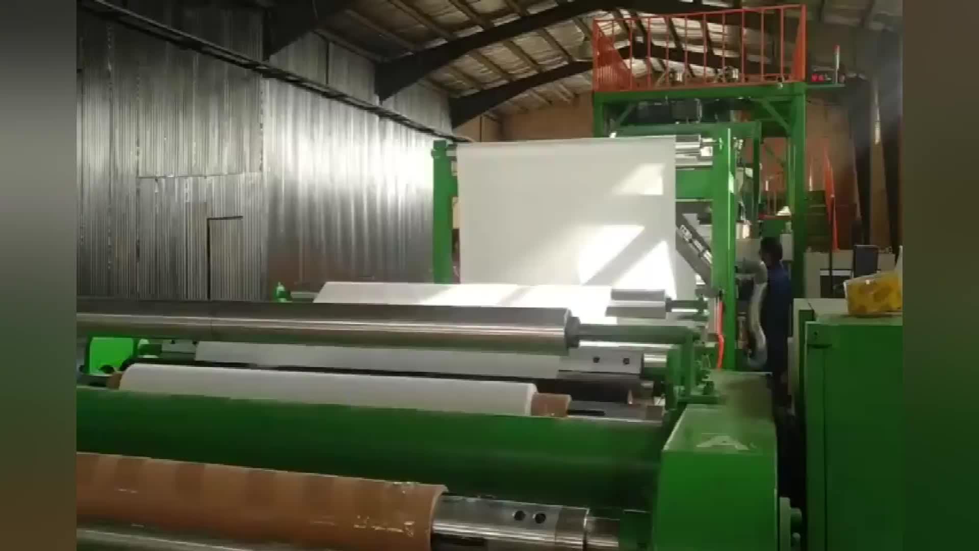 Stein papier produktion linie A4 stein drucken papier machen maschine aus stein