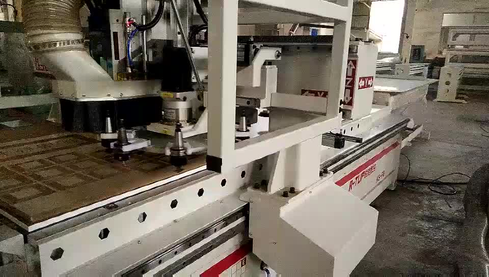 Automatical tools changer chinese cnc milling machining/machine center