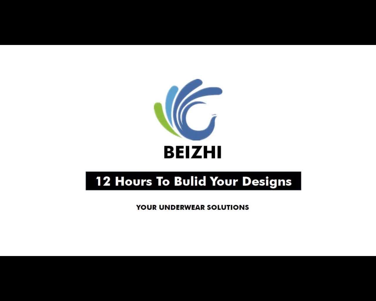 BEIZHI 12 ชั่วโมงการออกแบบที่กำหนดเองเรืองแสงสีชมพู mature สตรีต่ำเอวกางเกงเซ็กซี่