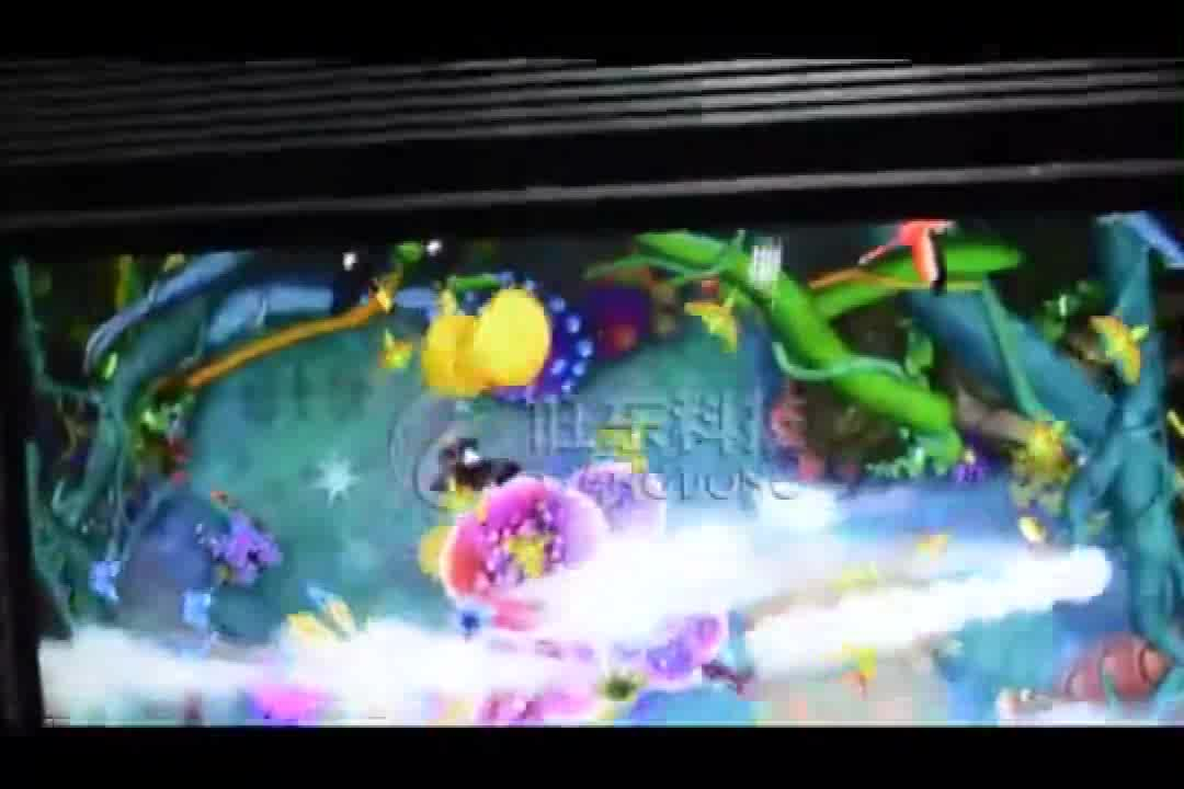 26 in 1 Fishing Shooting Slot Amusement 2 Player Fish Game Arcade Machine for Sale