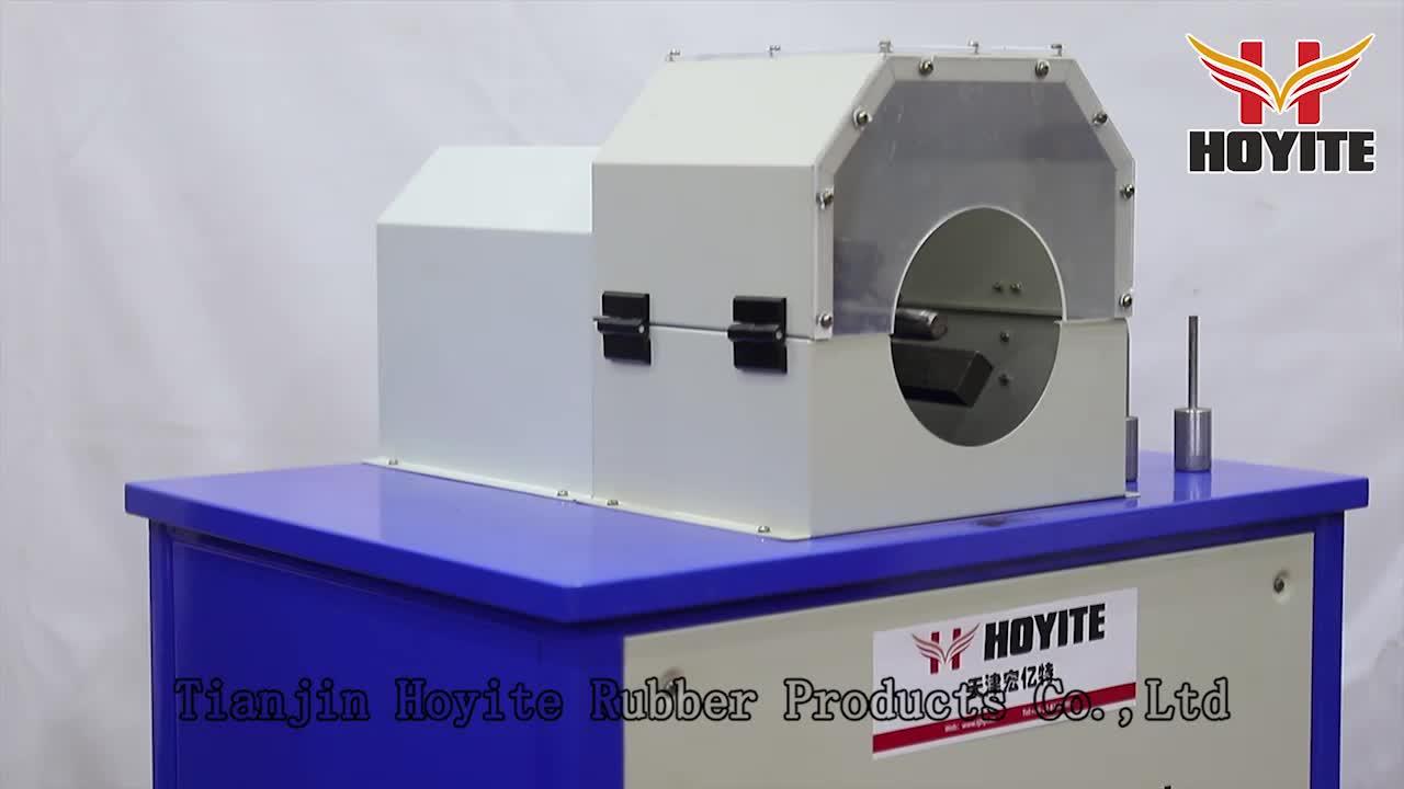 Goede kwaliteit skving type hydraulische slang peeling voor verkoop