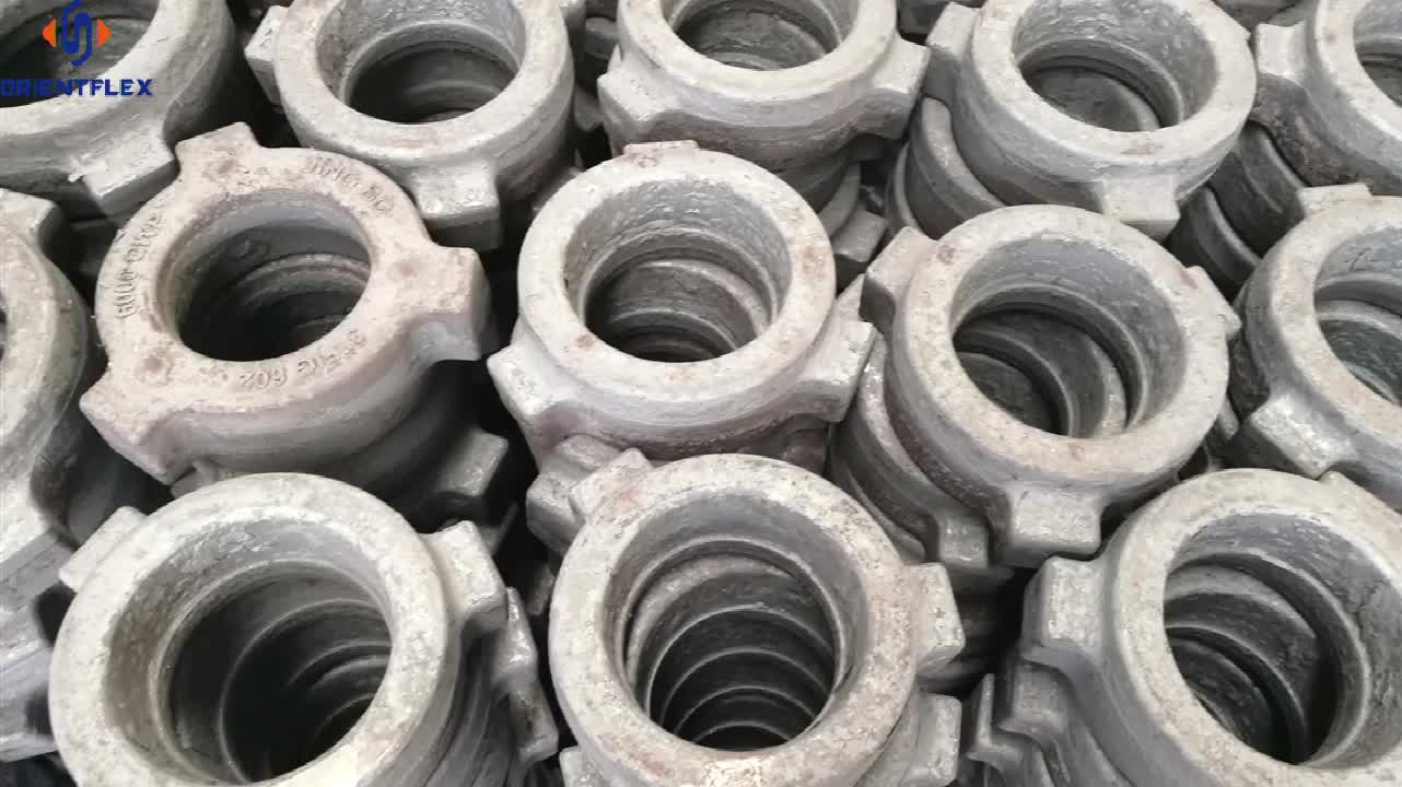 Professional Manufacturer Hammer Union for Rotary Drilling Hose