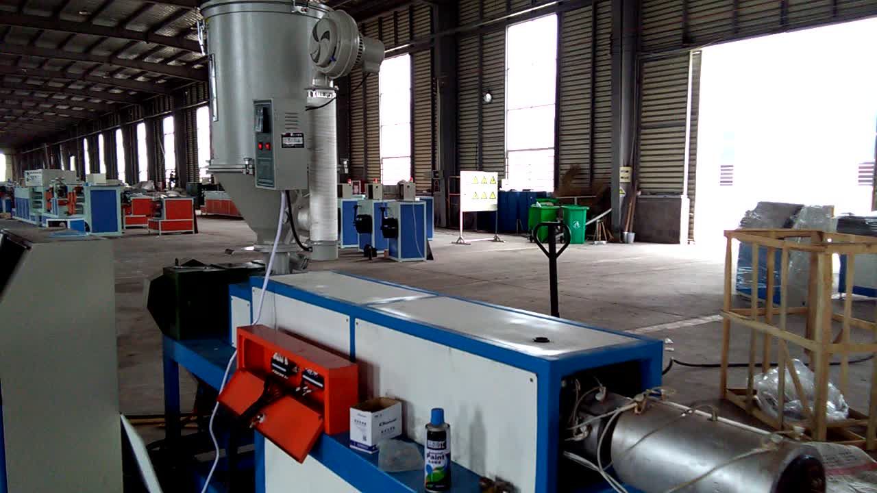 2019 Plastic pet strapping production line / pp belt making packing machine made in China