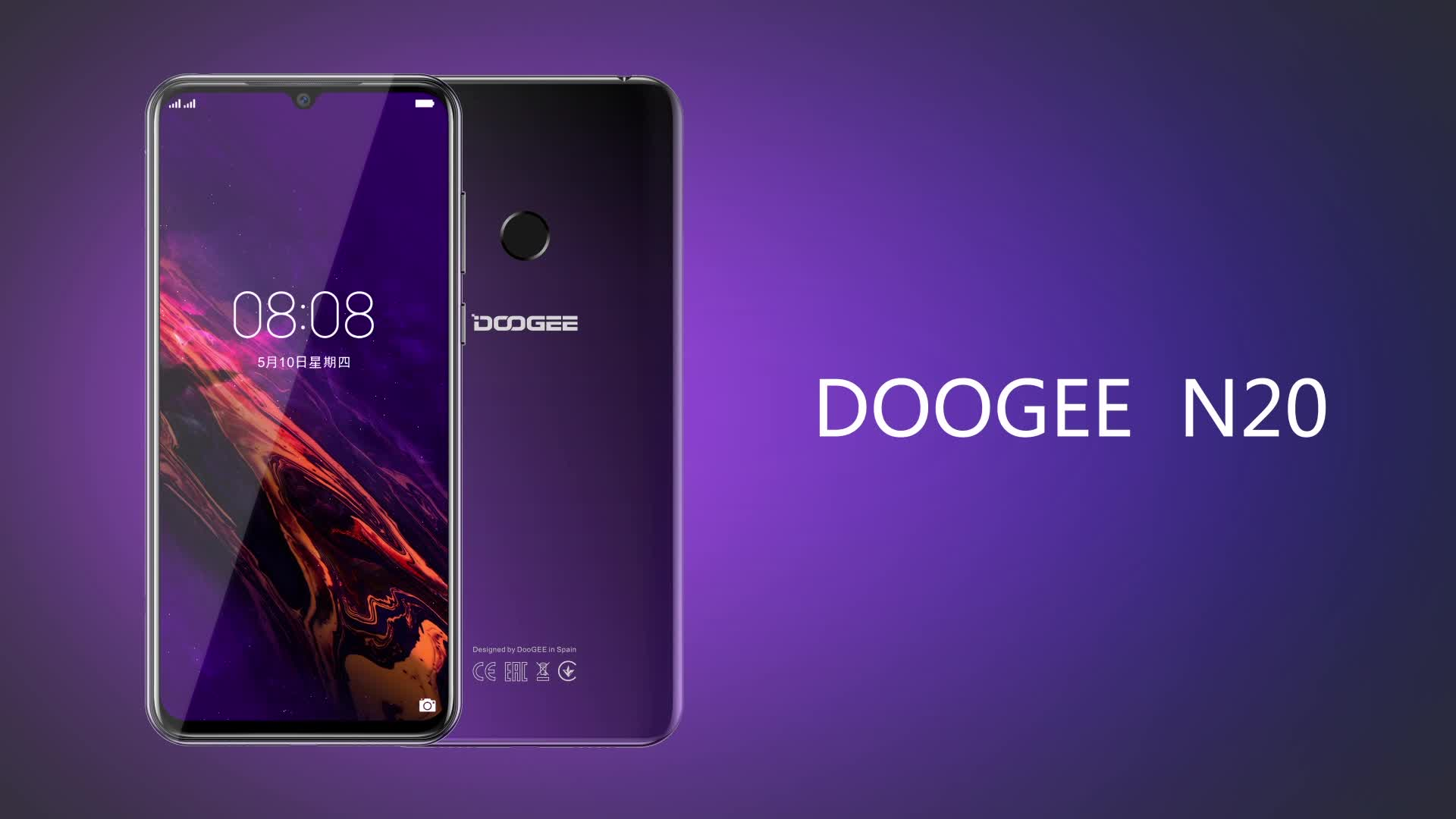 Free Ship Android Rugged Phone,Mobile Phone DOOGEE S40,3GB+32GB Unlock with 3 Camera