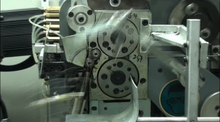 SX-80is High Speed Automatic Bonnell Spring Coiling Machine Equipment