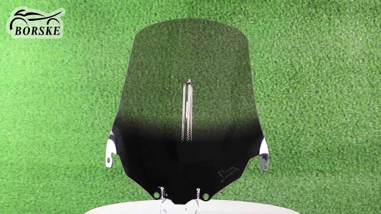 A Class Scooter Motorcycle Windshield Windscreen for PEUGEOT 200 Motorcycle Parts Peugeot