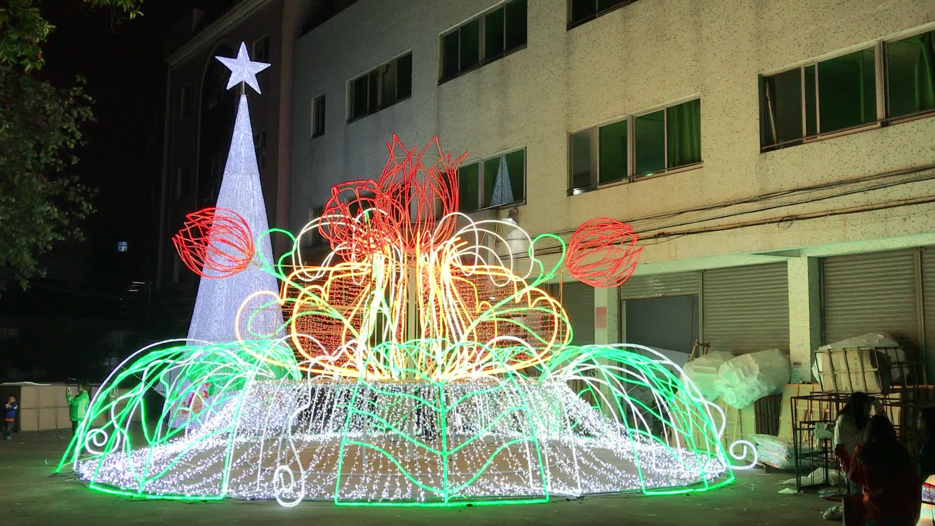 Wholesale Decorative Programmable Giant Outdoor ...