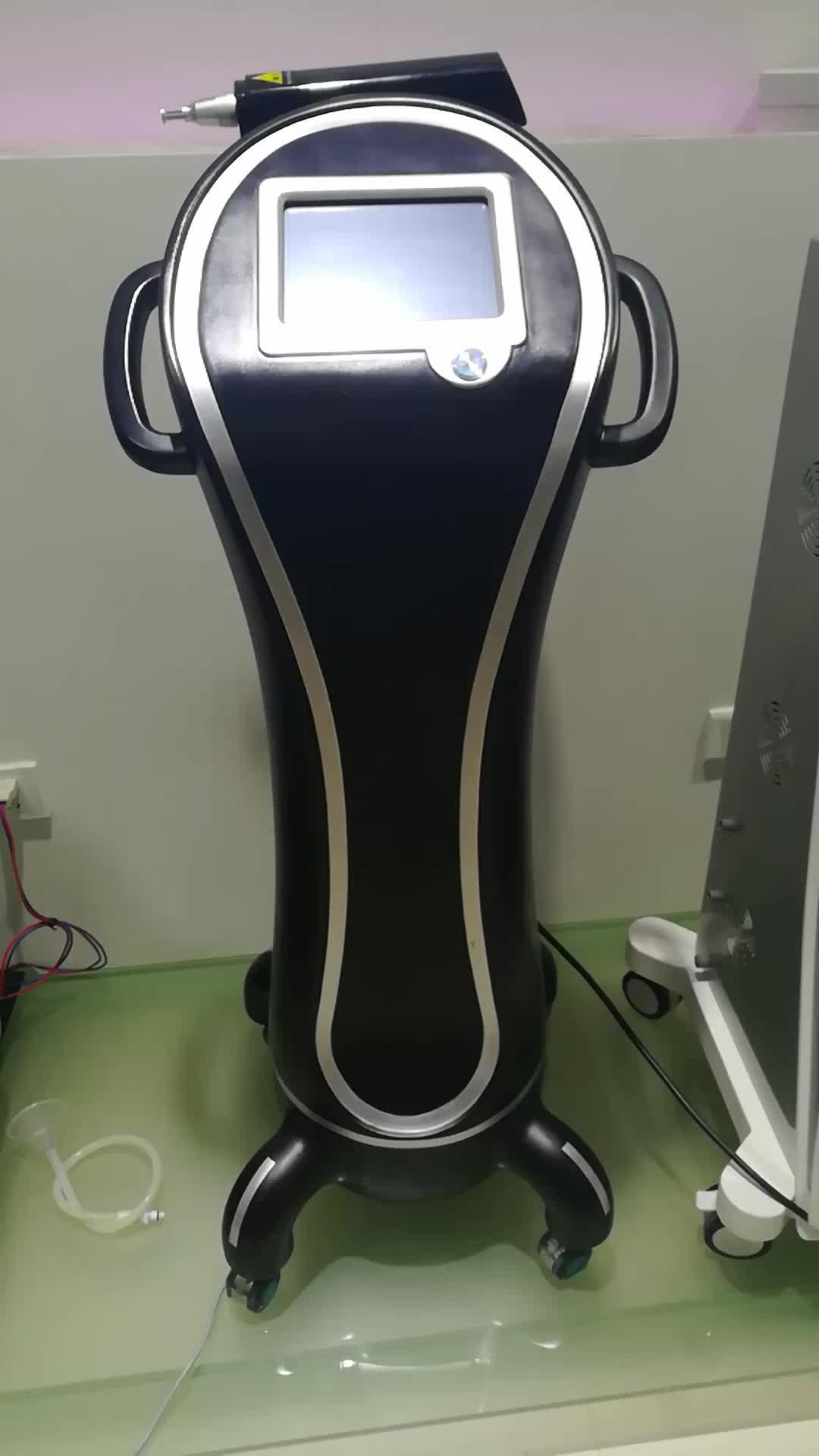 1064nm 532nm 1320nm Professional Long Pulse Laser Q