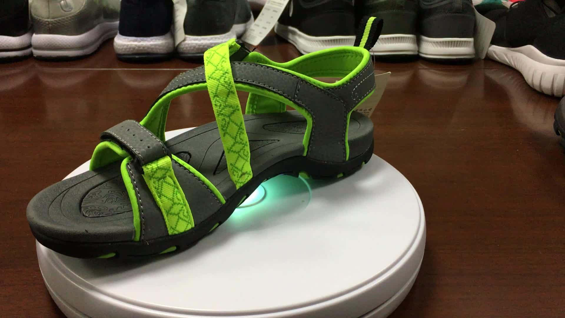 Desain baru Eva Karet Pria Kenyamanan Relaksasi Trekking Sandal
