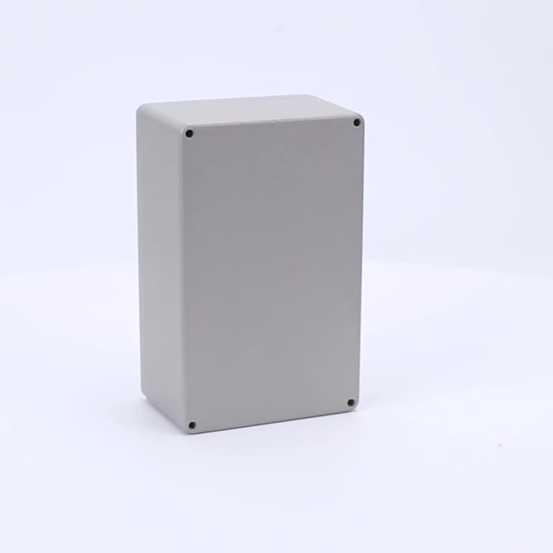 Waterproof Aluminum  Box SP-AG-FA164*58*35mm with CE ROHS