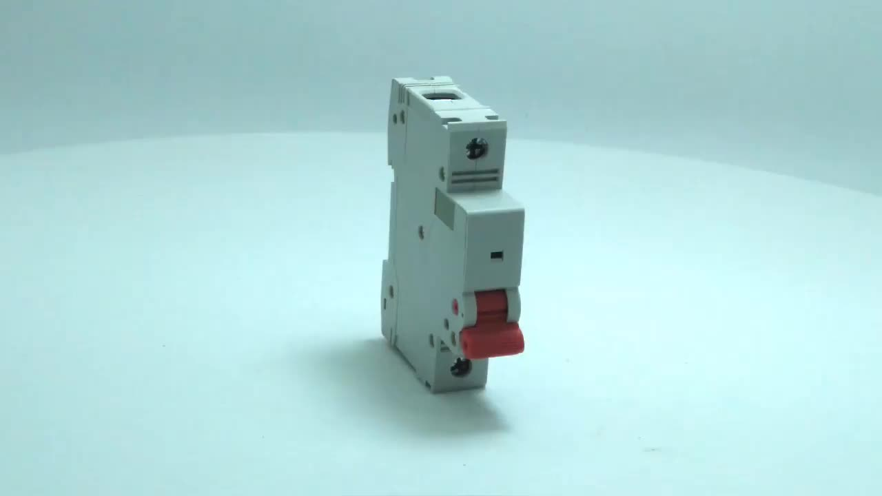 Office Building Residential Civilian 1P 125A Miniature Circuit Breaker
