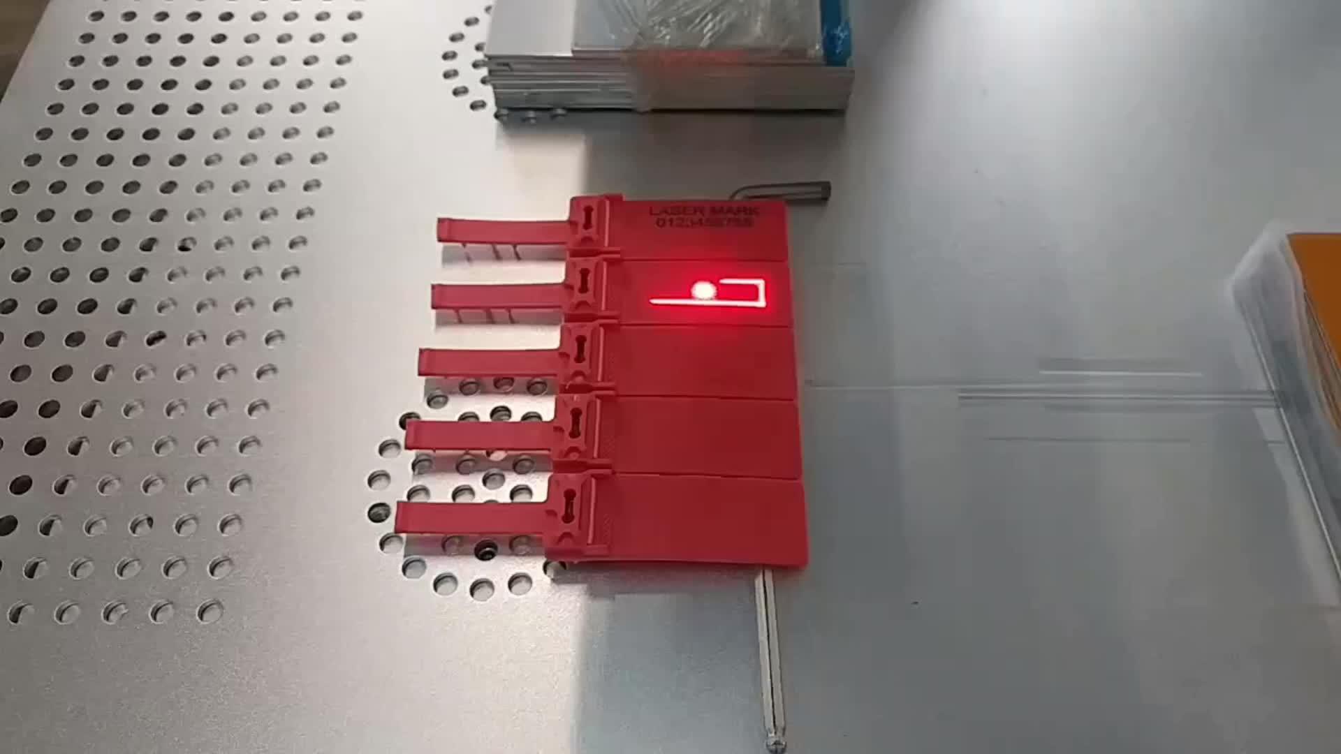 โลโก้ Micro SD เลเซอร์เครื่องหมาย