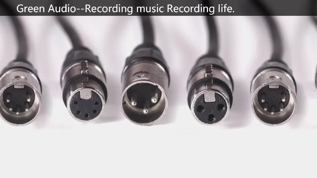 2019 Hot Sale USB Male To XLR Female Microphone USB MIC Link Cable