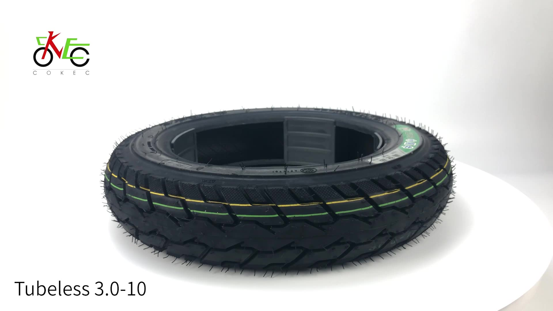 Prezzo di fabbrica diretto motorino bicicletta Elettrica E-bike pneumatico 2.75-14 6PR per Moto Triciclo Pneumatico