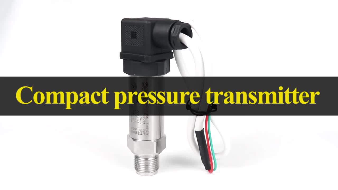OEM 4-20mA output signal compact type air pneumatic pressure transmitter