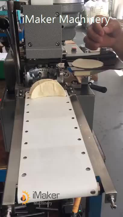 Factory Supply automatic small tabletop dumpling machine