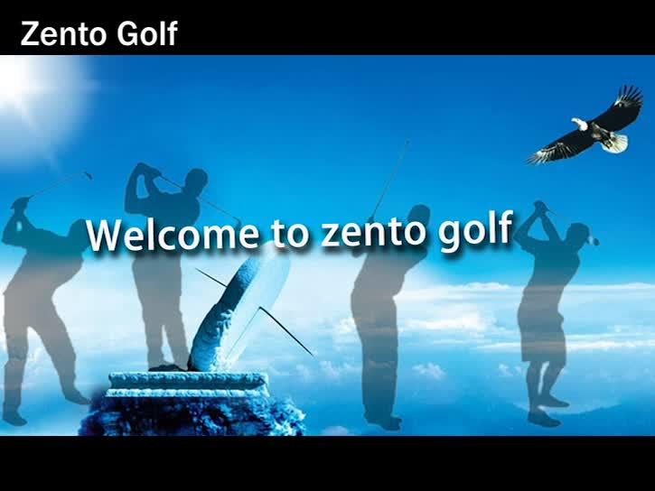 थोक कस्टम उच्च गुणवत्ता 2 टुकड़े गोल्फ अभ्यास गेंद दो टुकड़ा