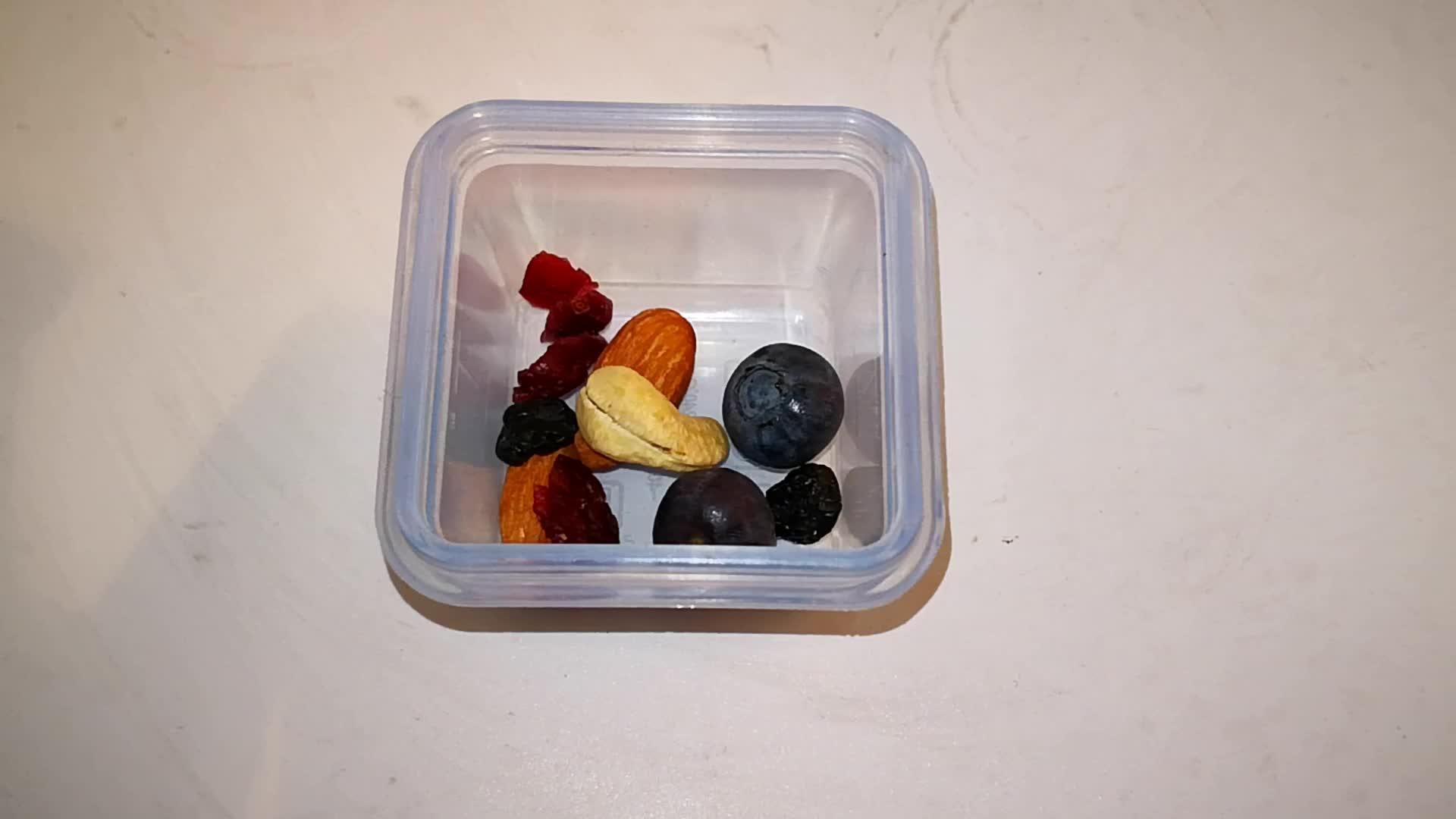 Fabriek Direct Deksel Plastic Lunchbox Duidelijke Voedsel Container, Houden Verse Scherper Voedsel Doos, Verse Doos