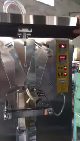 Factory Price Automatic Liquid Filling Machine/ Water Sachet Packing Machine/Milk Pouch Packaging