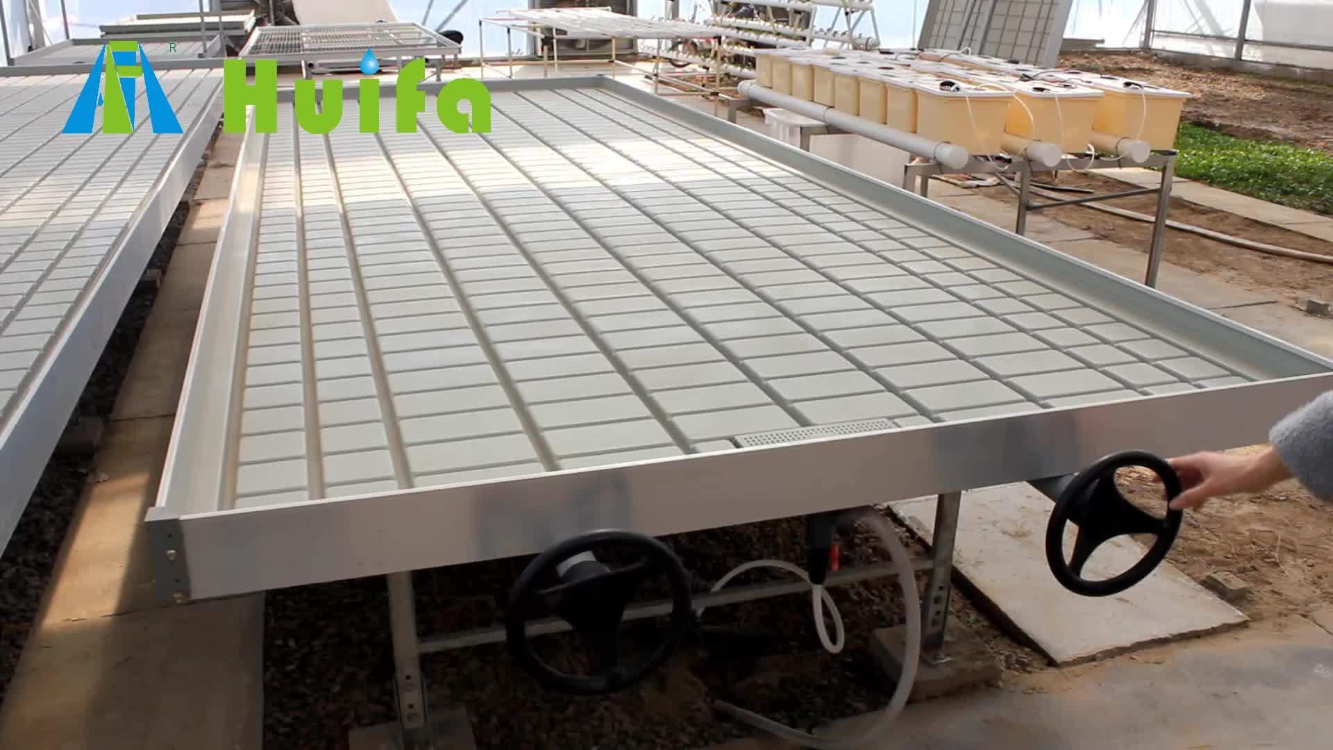 Простая операция Active Flood Ebb Flow Table для продажи