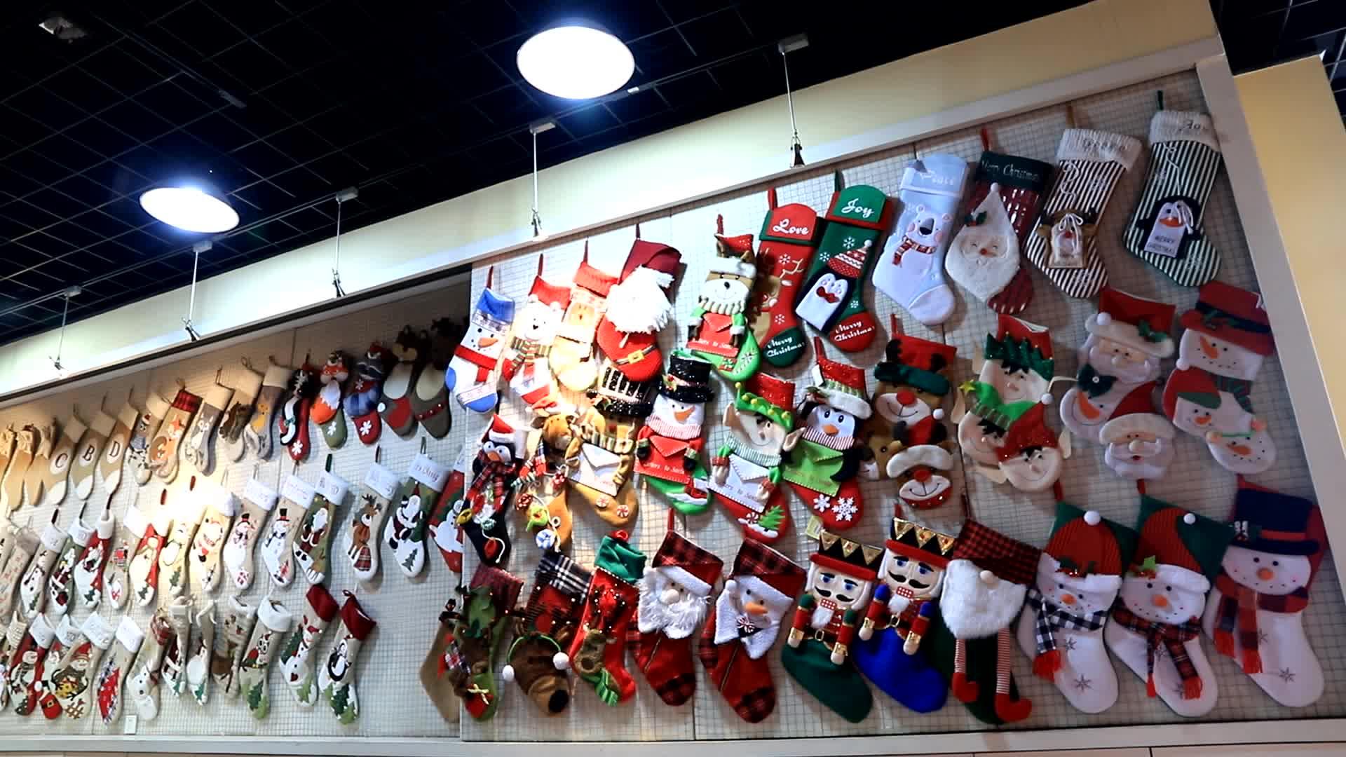 Amazon xmas grosir goni dekorasi pohon natal rok