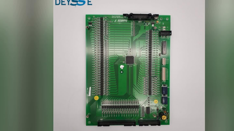 Sıcak Satış Yürüyen Merdiven ECB Hitachi Parçaları GAA26800bg1 PCB